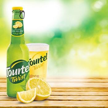 1 bouteille Tourtel Twist gratuite