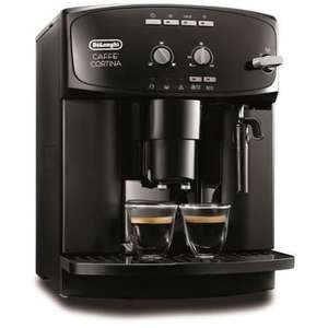 machine expresso broyeur delonghi esam 2900 1350w 15 bars. Black Bedroom Furniture Sets. Home Design Ideas