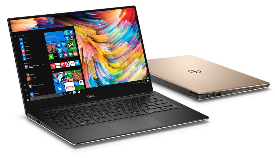 """PC portable 13.3"""" Dell XPS 13 Core i5-8250U RAM 8 Go SSD 256Go Windows 10"""