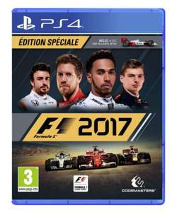 F1 2017 sur Xbox One / PS4