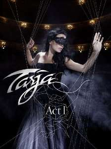 Blu-ray Tarja Turunen Act 1