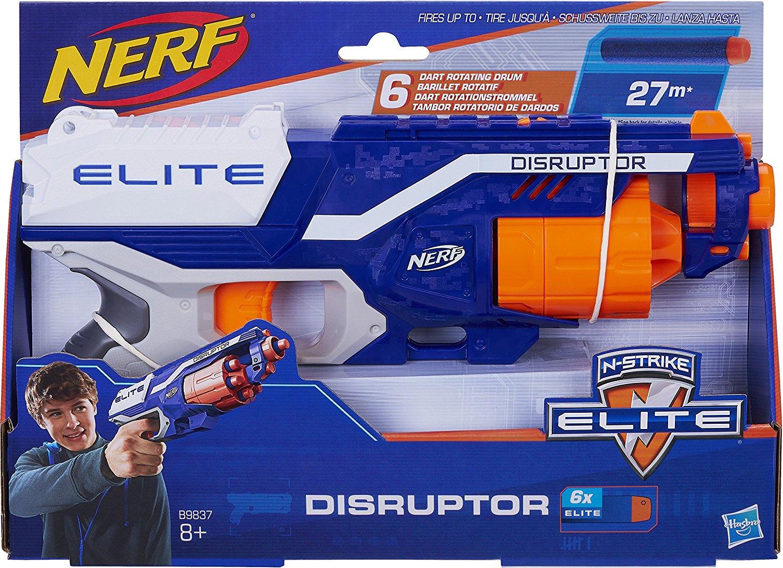 Blaster Nerf Elite Disruptor