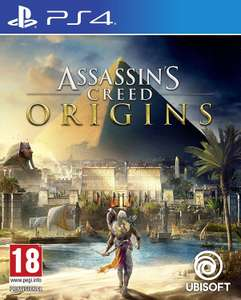 Assassin's Creed Origins sur PS4 et Xbox One