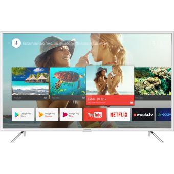 "TV 49"" Thomson 49UV6416W - UHD 4K, HDR, Android TV, Dalle VA (Via ODR 100€)"
