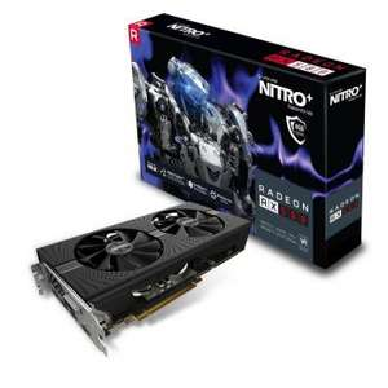 Carte graphique Sapphire Radeon RX 580 Nitro+ - 8 Go