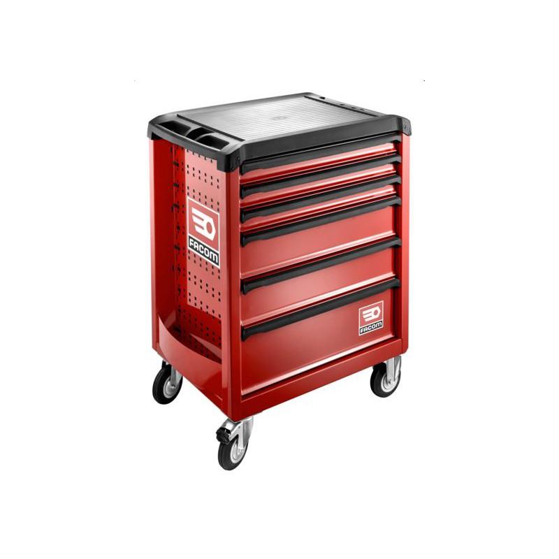 Servante Roll 6 tiroirs Facom ROLL.6M3PB (via ODR 45€)