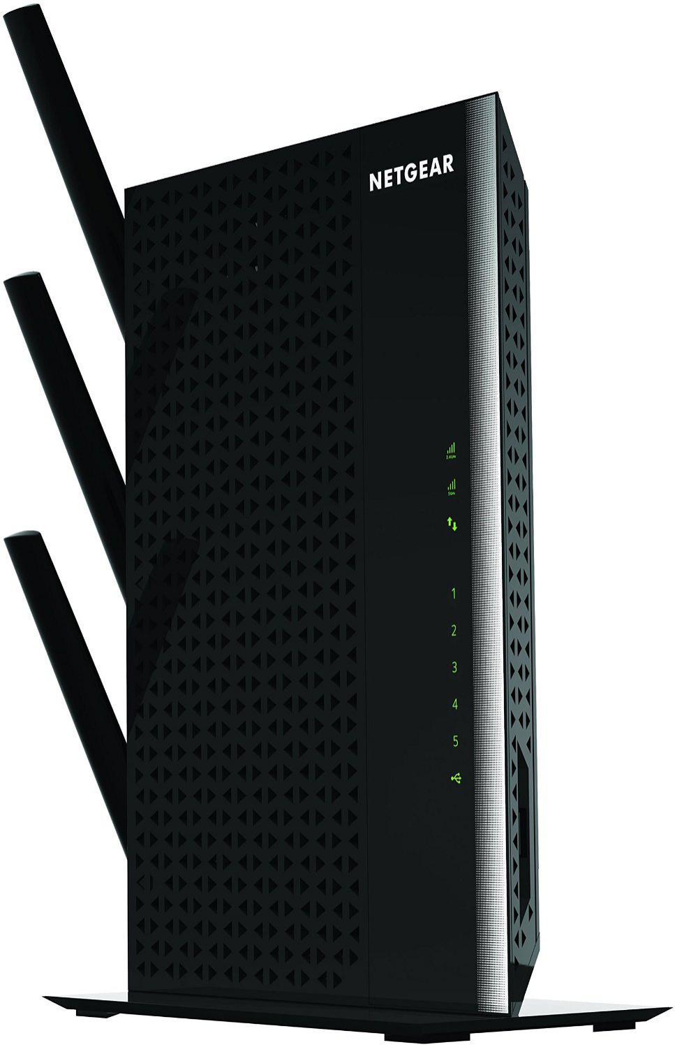 Répéteur Wi-Fi Netgear Nighthawk AC1900 EX7000-100PES