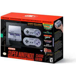 Console Nintendo SNES Mini + 21 jeux (Version US)