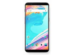 "Smartphone 6.01"" Oneplus 5T - Snapdragon 835, 8 Go RAM, 128 Go ROM + 174.30€ en SuperPoints (via l'application)"