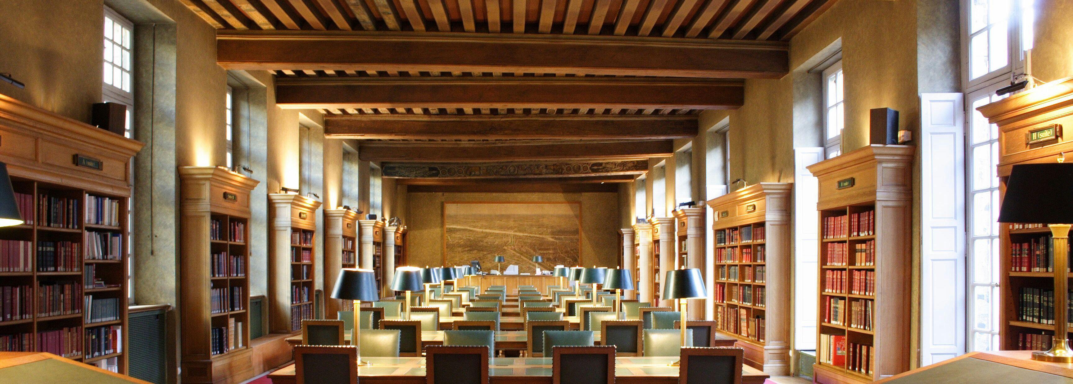 Porte ouverte à La Bibliothèque Historique de Paris - Ex : Visite guidée, exposition, consultation de livres anciens