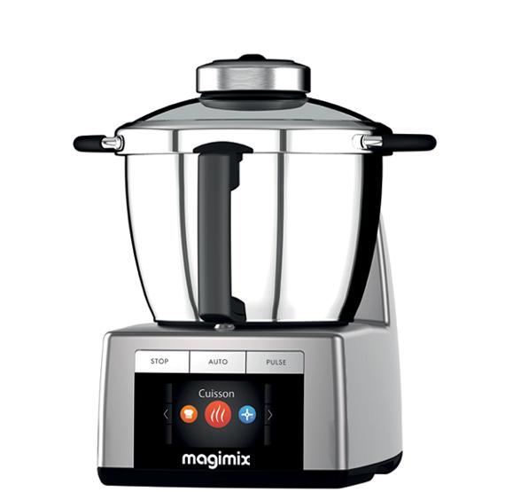 Robot / cuiseur Magimix Cook Expert - 3.5L, 900W avec balance de cuisine (+ 217€ en SuperPoints)