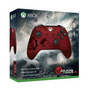 Manette Xbox One Edition Gears of War 4 Crimson Omen