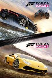 [Gold] Forza Horizon 2 et 3 (Dématérialisé - Store Russe)
