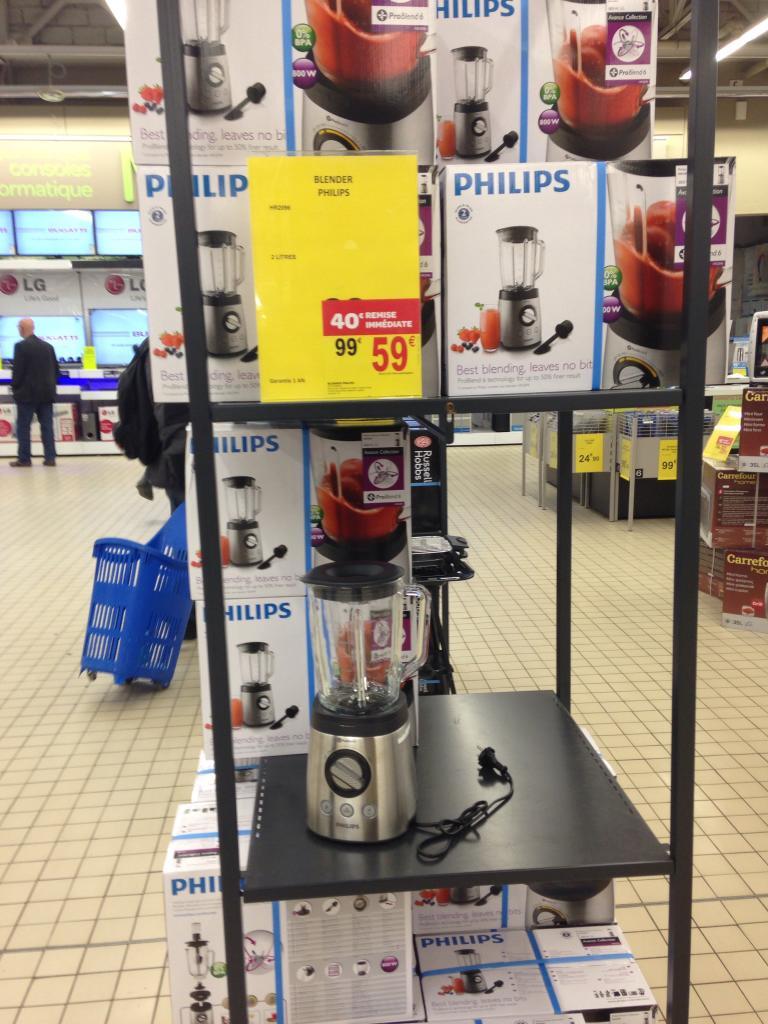 Blender Philips Avance Collection HR2096/00
