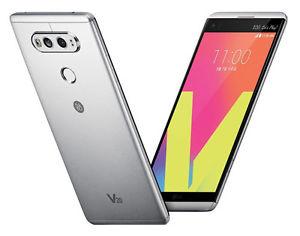"Smartphone 5.7"" LG V20 (H910) - SnadDragon 820, 4 Go de RAM, 64 Go, 4G LTE, argent (214.20€ avec le code PARTY15)"