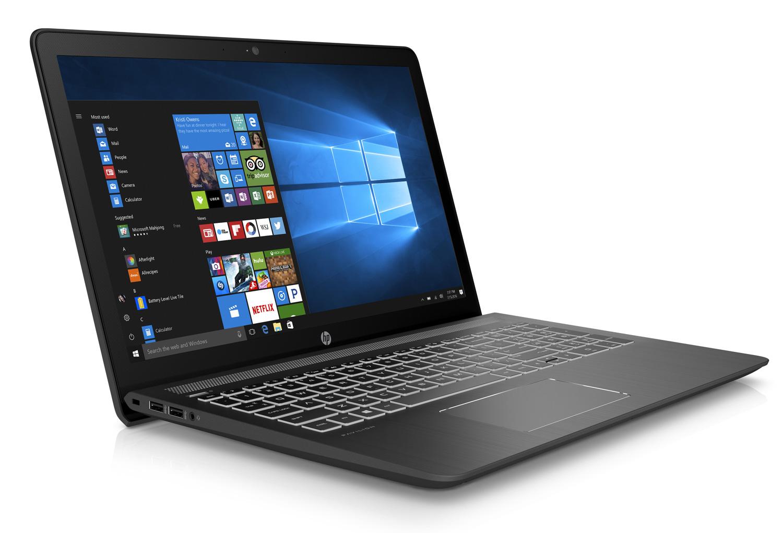 "PC Portable 15.6"" HP Pavilion Power 15-CB015NF - Full HD IPS, i5-7300HQ, SSD 256 Go, RAM 8 Go, GTX 1050 4 Go, Windows 10, Autonomie 14h"