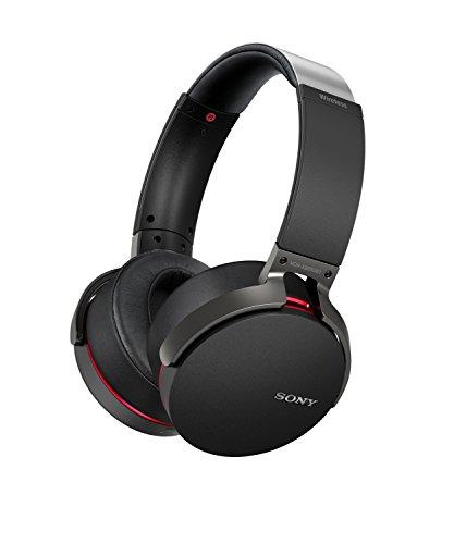 Casque Bluetooth Noir Sony MDR-XB950B1