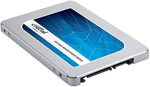 """Sélection de SSD interne 2,5"""" Crucial en  Promotion - Ex: BX300 (MLC - 240 Go)"""