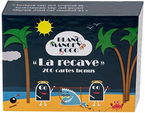 Blanc-Manger Coco : Extension N°1 - La Recave (200 cartes)