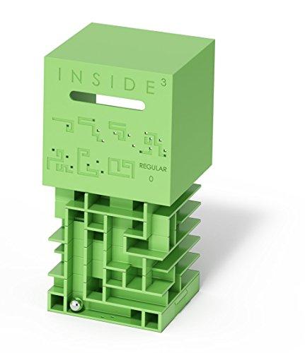 Labyrinth Inside Ze Cube 3D - Différentes difficultés comme Awful 0