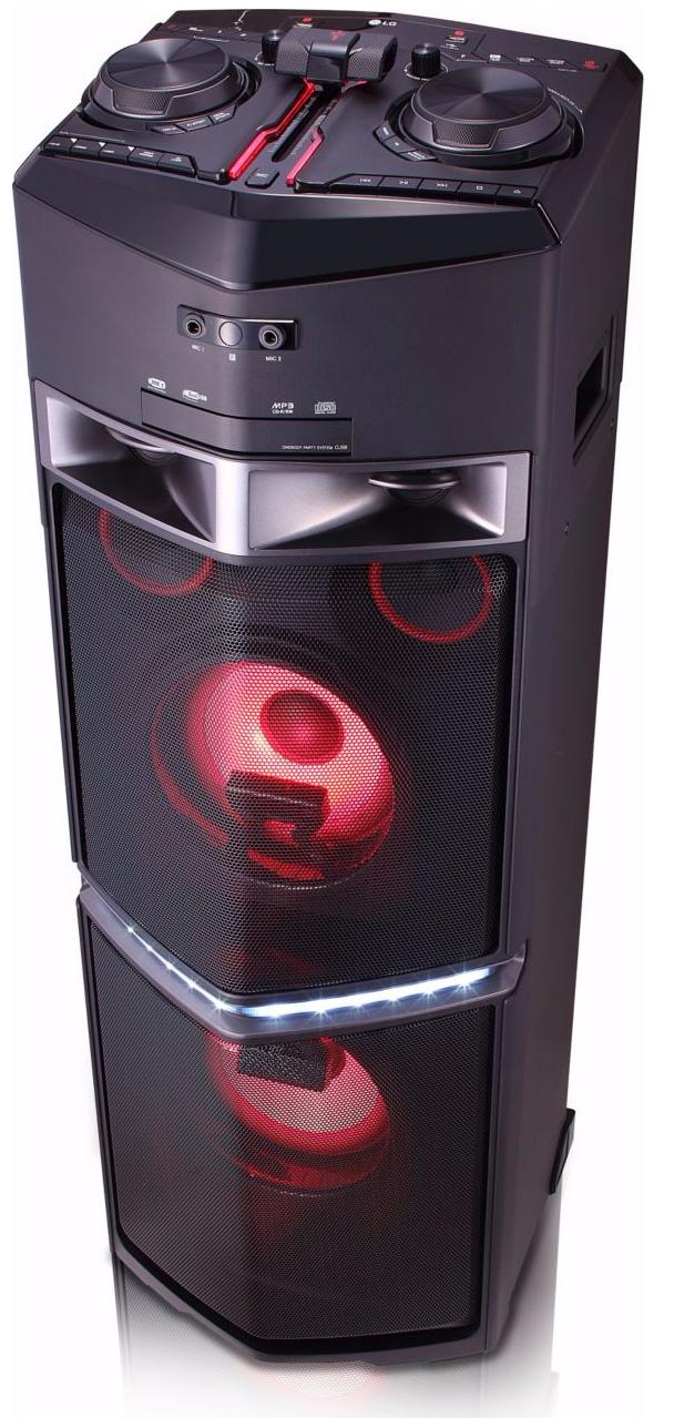 Enceinte colonne LG OJ98 - Tout en un - 1800 W (via ODR 100€)