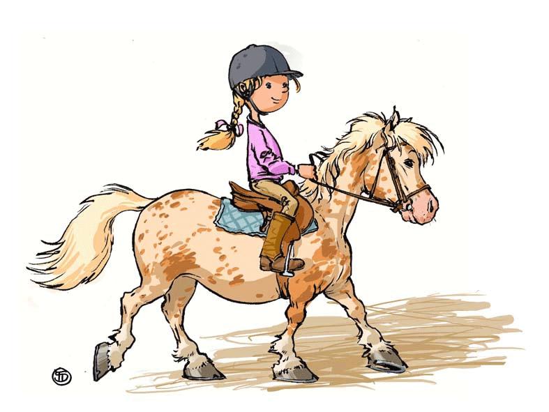 Un tour de poney gratuit (Gamm Vert - Pont Sainte Maxence 60)