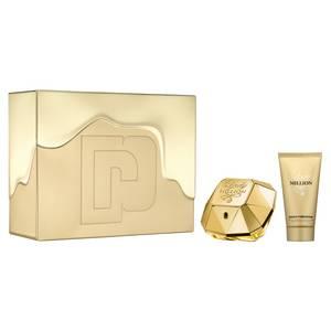 25% de réduction immédiate sur tous les coffrets parfums - Ex : Coffret lady million à