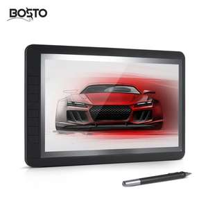 "Tablette graphique 13"" Bosto 13HD - IPS, full HD"