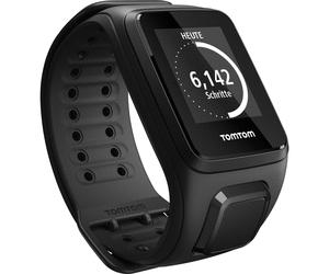 Montre connectée GPS TomTom Spark - small ou large, noir ou violet