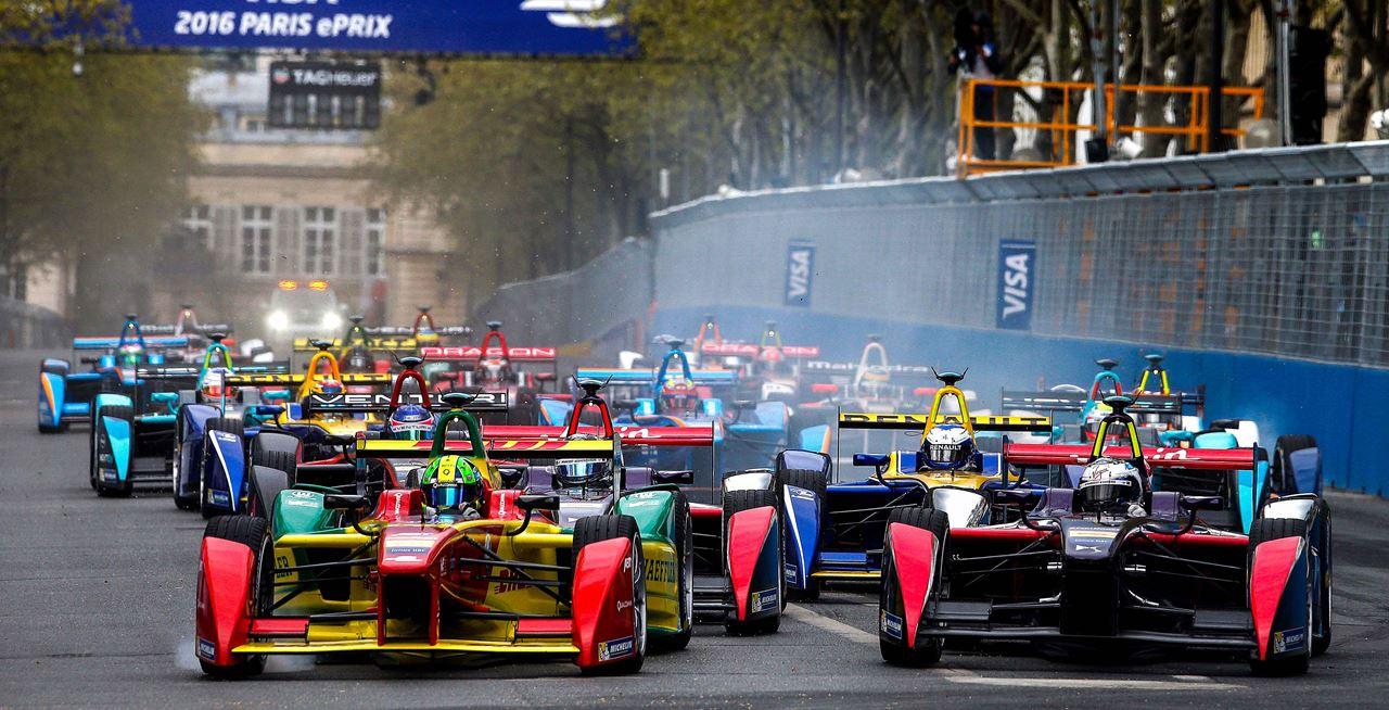 Place adulte en tribunes pour le grand-prix Formula E Paris 2018