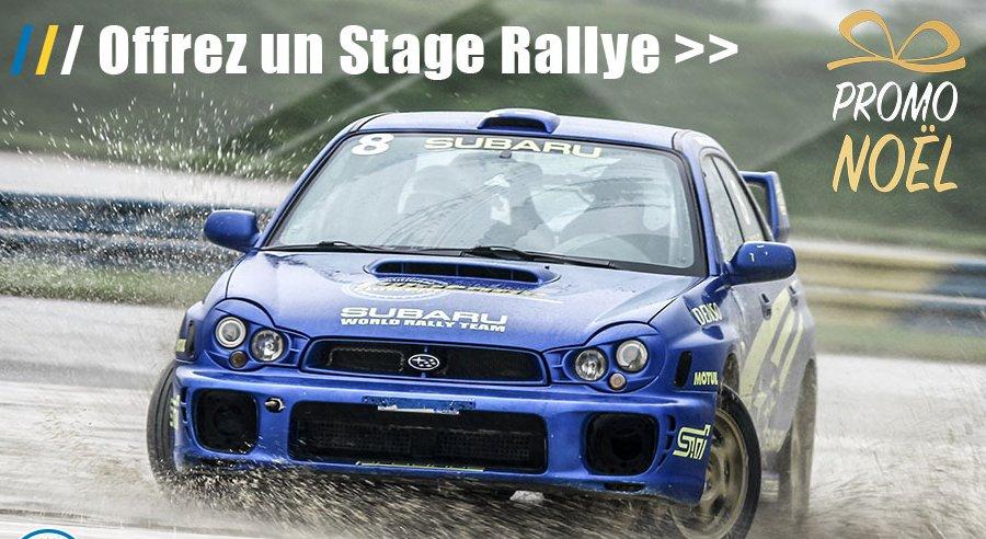 Sélection de stages de pilotage en promotion  - Ex : Circuit de Dreux en Subaru Impreza WRX (3 tours + 2 tours de découverte)