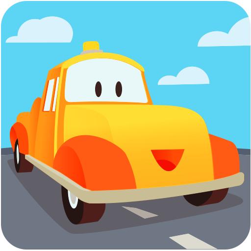 Jeu Tom La Dépanneuse: Conduis à Car City gratuit sur Android et iOS (au lieu de 1.99€)