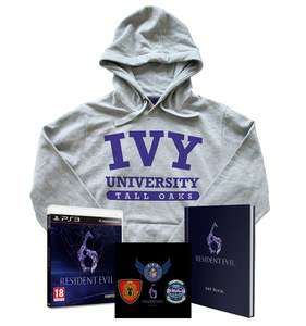 Set Deluxe Resident Evil 6 sur PS3 et XBOX 360 (Jeu, Artbook, Stickers et Sweat)