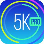Application Run 5K PRO! gratuit sur iOS (au lieu de 4.99€)