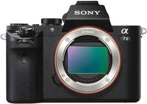 Appareil photo Sony Alpha 7 II boitier nu (via ODR 200€)