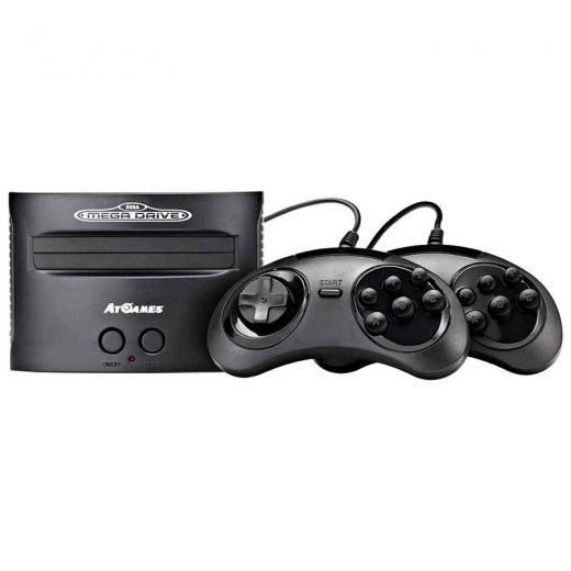 Console Retrogaming At Games Sega Megadrive - 80 jeux