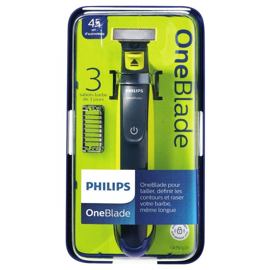 Rasoir OneBlade Philips (via 15.30€ sur la carte fidélité)