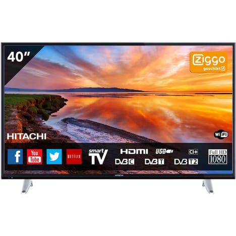 """TV LED 40"""" Hitachi 40HB6T62 - Full HD - L'Arbresle (69)"""