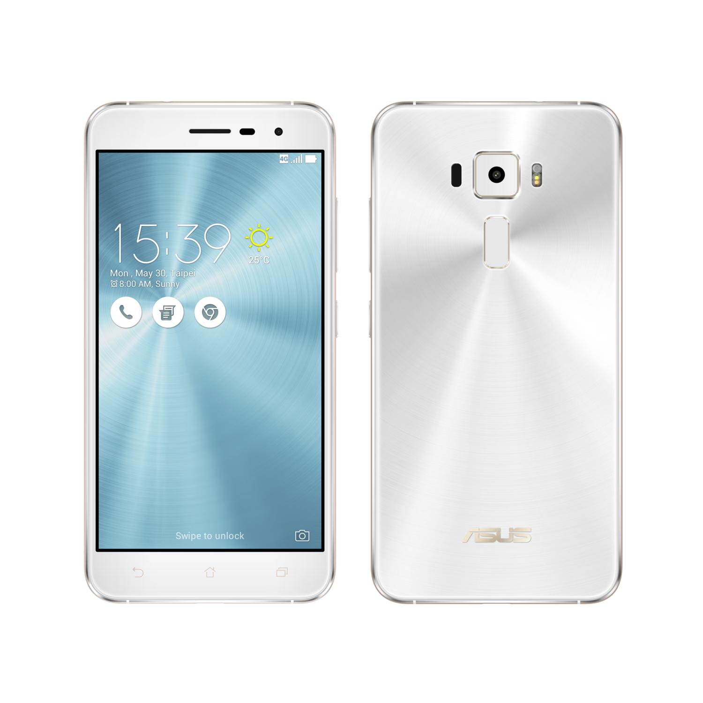 Smartphone Asus Zenfone 3 ZE520KL - 64Go, 4Go de Ram, Blanc