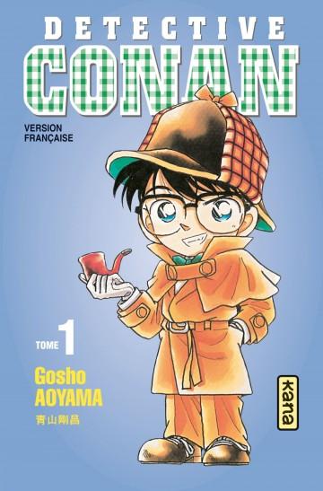 BD numérique Détective Conan - tomes 1 & 2 gratuits (dématérialisés)