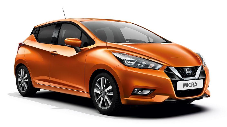 3300€ de réduction pour l'achat d'une Nissan Micra suréquipée N-Connecta ou Tekna