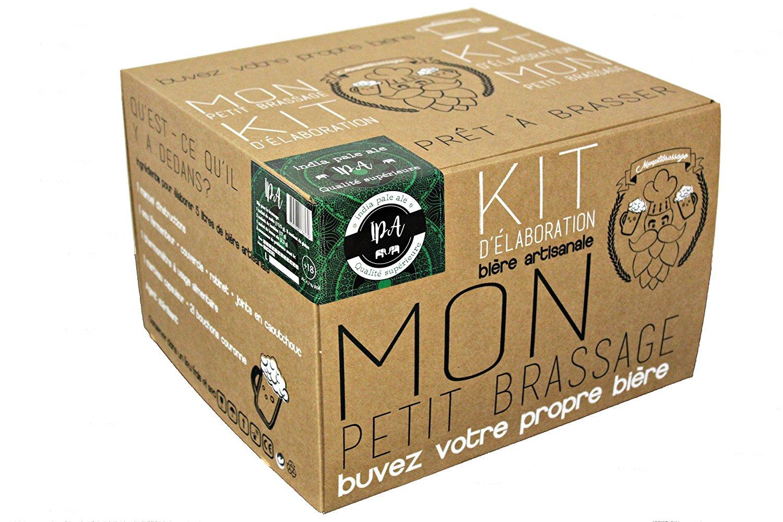 Kit de brassage Cervezanía Mon Petit Brassage - bière IPA (vendeur tiers)