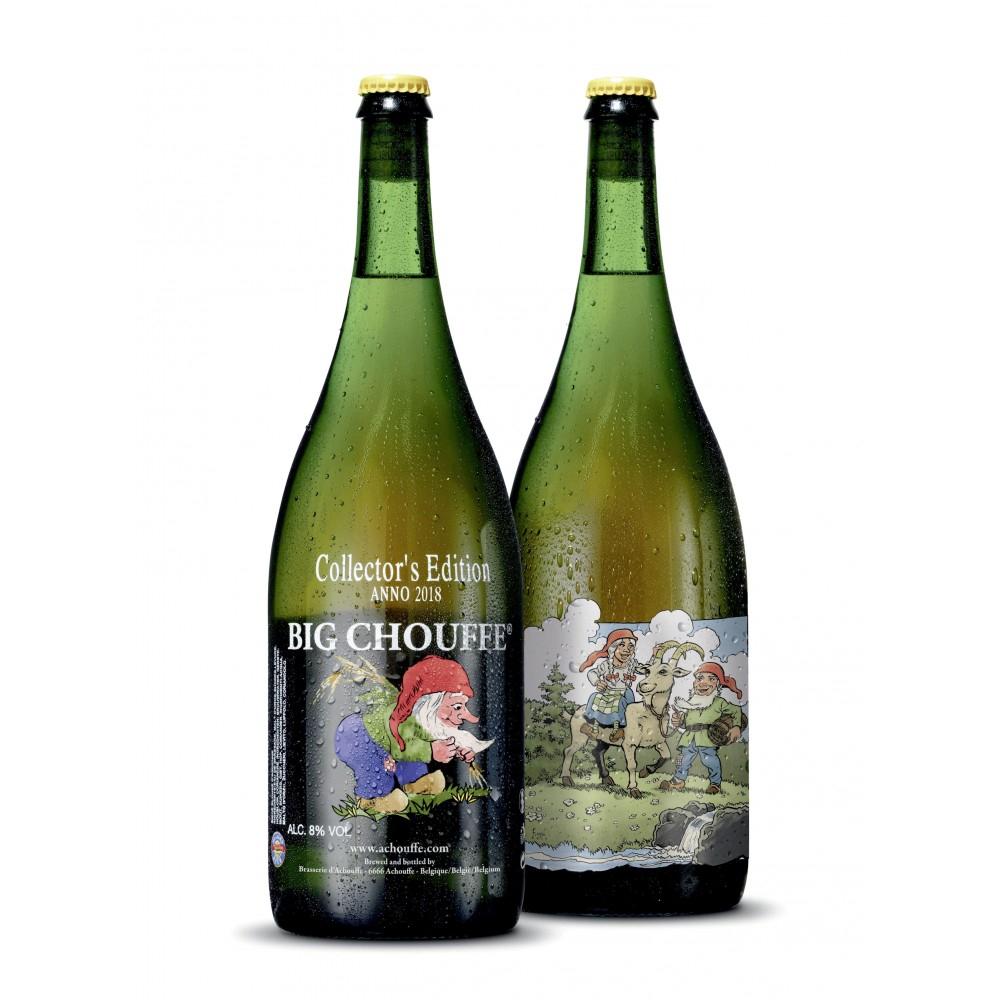 Bière belge Big Chouffe - 1.5L