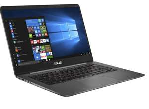 ASUS- ZenBook Plus - UX430 - Gris métal  14'' Full HD - Intel Core i5-8250U - SSD 256 Go - RAM 8 Go - Intel UHD Graphics - Windows 10