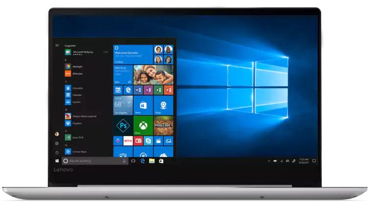 "PC Portable 14"" Lenovo Ideapad 720S-14IKB - i5-7200U, 8 Go de Ram, 128 Go SSD, GeForce 940MX"