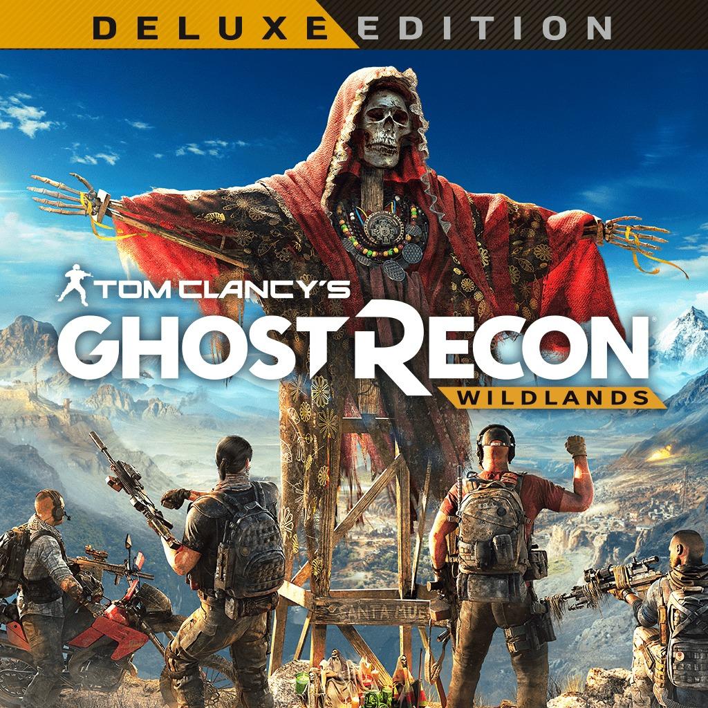 Ghost Recon Wildlands Deluxe Edition sur Xbox One (dématérialisé)