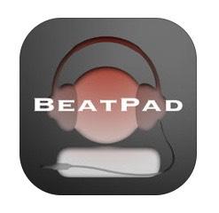 Application Beat Pad Gratuit sur iOS (au lieu de 2,99€)