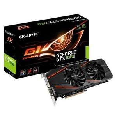 Carte graphique Gigabyte GeForce GTX 1060 - G1 Gaming 6Go