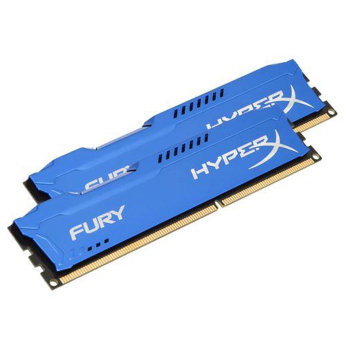 Mémoire Kingston HyperX Fury 2x 8 Go 1600 MHZ DDR3 Non-ECC CL10