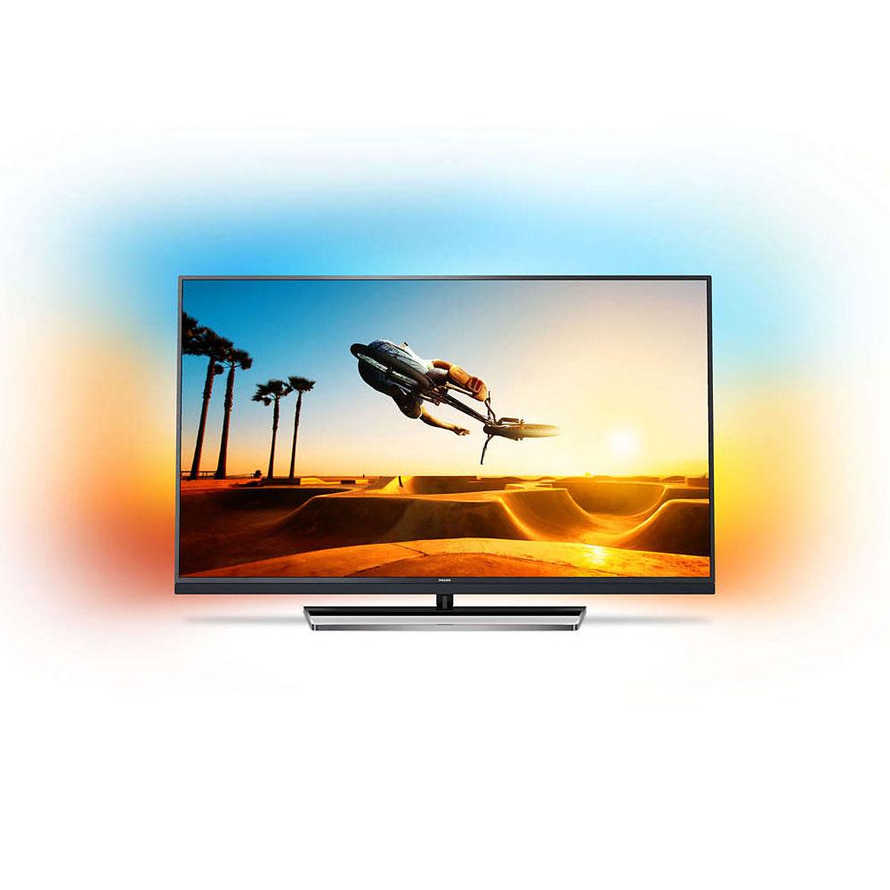 "TV 55"" Philips 55PUS7502 - 4K - 100 Hz - Ambilight - Smart TV (via ODR 200€)"